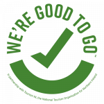Good to Go NI logo
