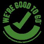 Good to Go NI logo
